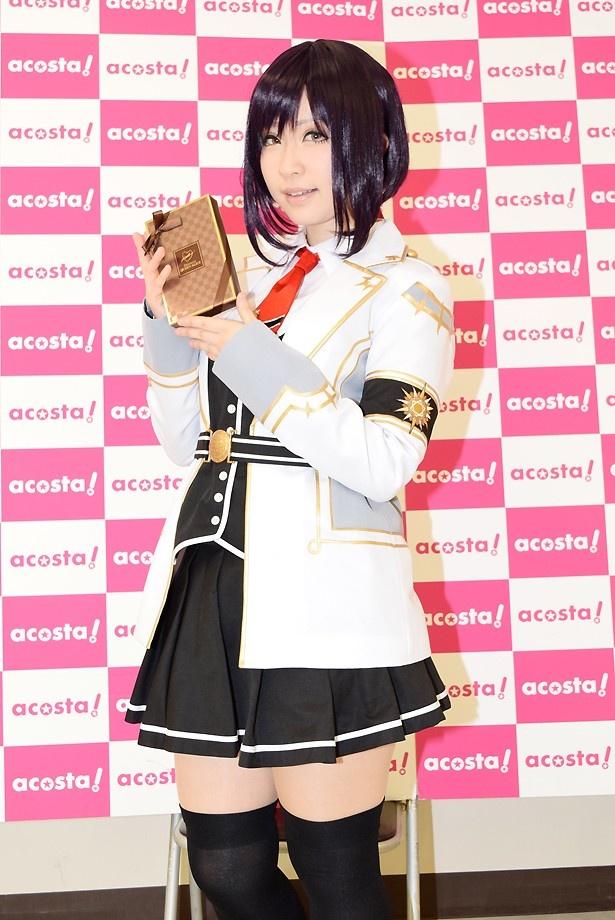 バレンタイン企画!「acosta!」で見つけたコスプレ美女たちからチョコをゲット!!(その4)