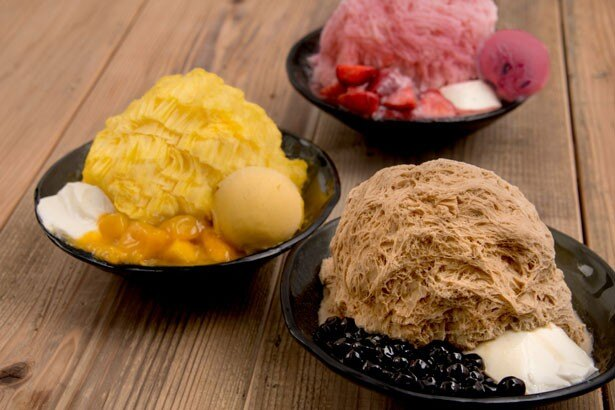 世界のベストスイーツTOP10(CNN)に選ばれた、台湾発の新食感かき氷「ICE MONSTER(アイスモンスター)」