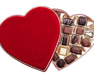 """有楽町マルイの「バレンタイン チョコレートショップ」。テーマは""""キモチをカタチに~Heart Gift FORYOU!~"""" ※写真はイメージ"""