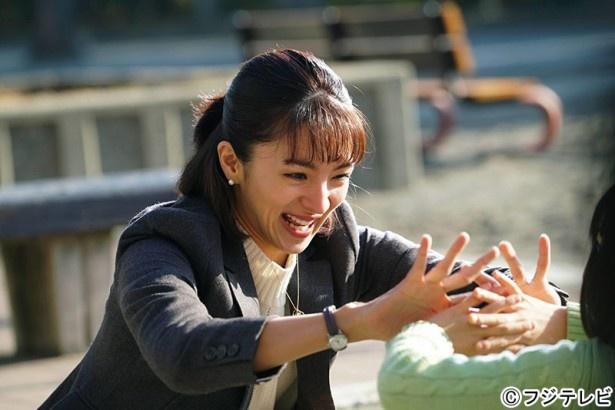2月22日(月)放送の「いつかこの恋を思い出してきっと泣いてしまう」第6話で、満島ひかりが第1話の声の出演に続き、ついに映像出演を果たす