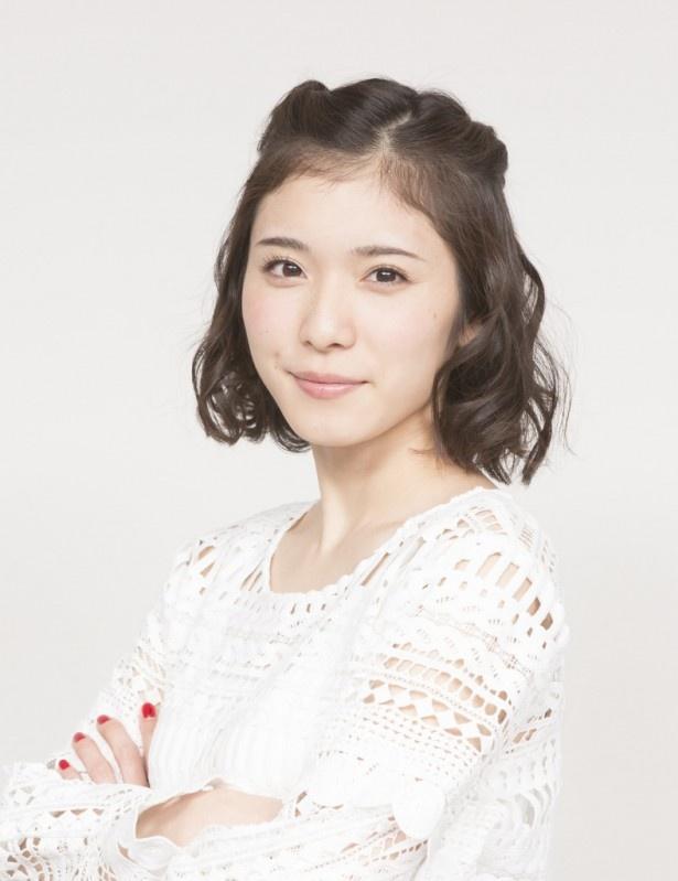 フェイクドキュメンタリードラマ「その『おこだわり』、私にもくれよ!!」で主演を務める松岡茉優