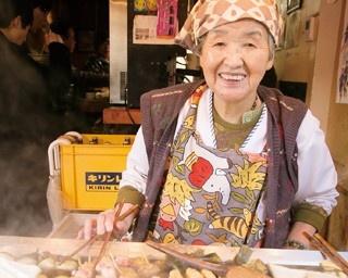 「平澤かまぼこ 王子駅前店」のはんぺん(100円)、さつま揚げ(150円)、カレーボール(150円)など、ネタの多くは100円台