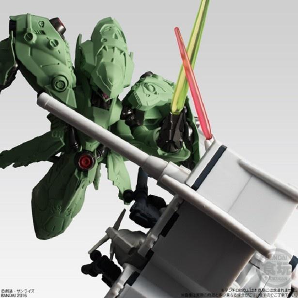 「ガンダム0083」のノイエ・ジールが全高13cmの食玩で登場!