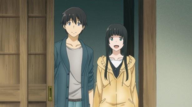 「15歳になったら一人立ちし、社会に出る」というしきたりを持つ魔女の真琴役を篠田みなみが務める