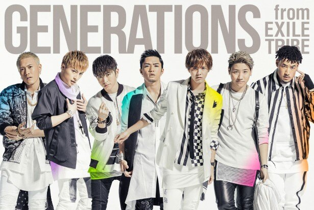 """GENERATIONS from EXILE TRIBEの最新ライブ映像「GENERATIONS WORLD TOUR 2015 """"GENERATION EX""""」のダイジェスト版をdTVにて独占配信"""