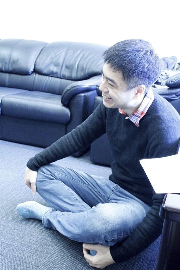 新たな噺家、誕生なるか!? 石井マークの「天狗連」稽古に潜入!
