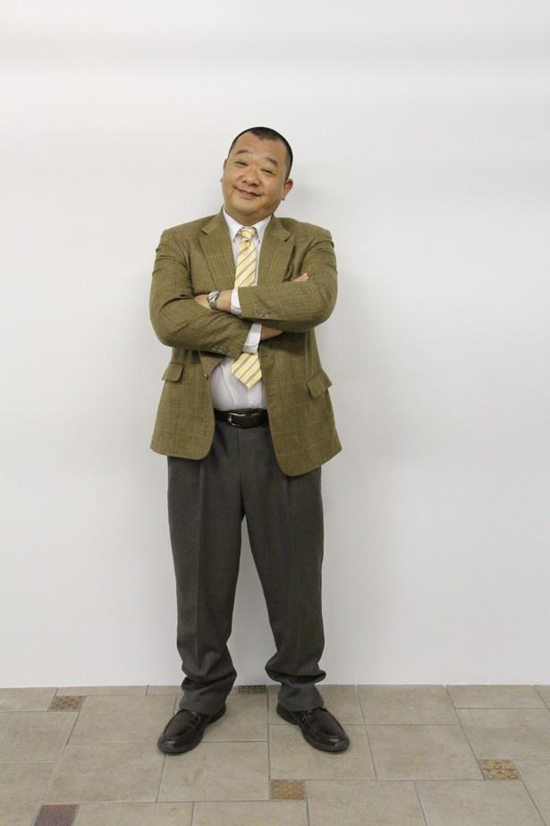 「警視庁ゼロ係~生活安全課なんでも相談室~」で桜庭を演じるTKO・木下隆行