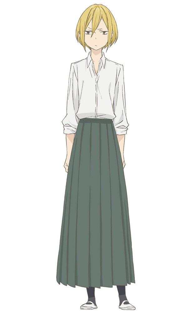 田中役に小野賢章!「田中くんはいつもけだるげ」キャスト発表