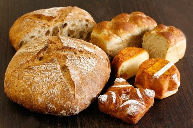 パンのワールドカップに出場した職人による、4種類のパンが登場する