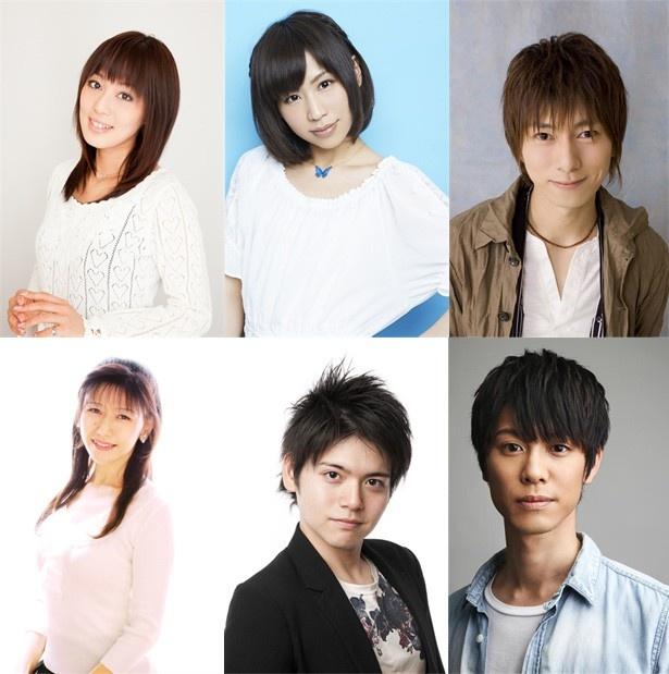 羽多野渉・井上喜久子など「神撃のバハムート マナリアフレンズ」追加キャストが発表