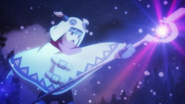 「この素晴らしい世界に祝福を」第7話「この凍えそうな季節に二度目の死を!」の先行カットが到着!