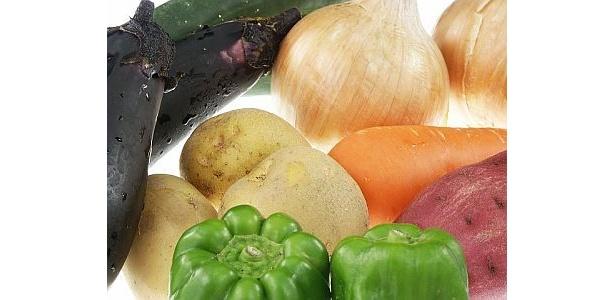 """""""草食系""""の日本人の腸には野菜が必要!?"""