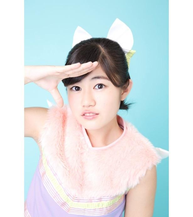 4月アニメ「くまみこ」OPで13歳アイドルデビュー!EDはクマも歌うダンスナンバー