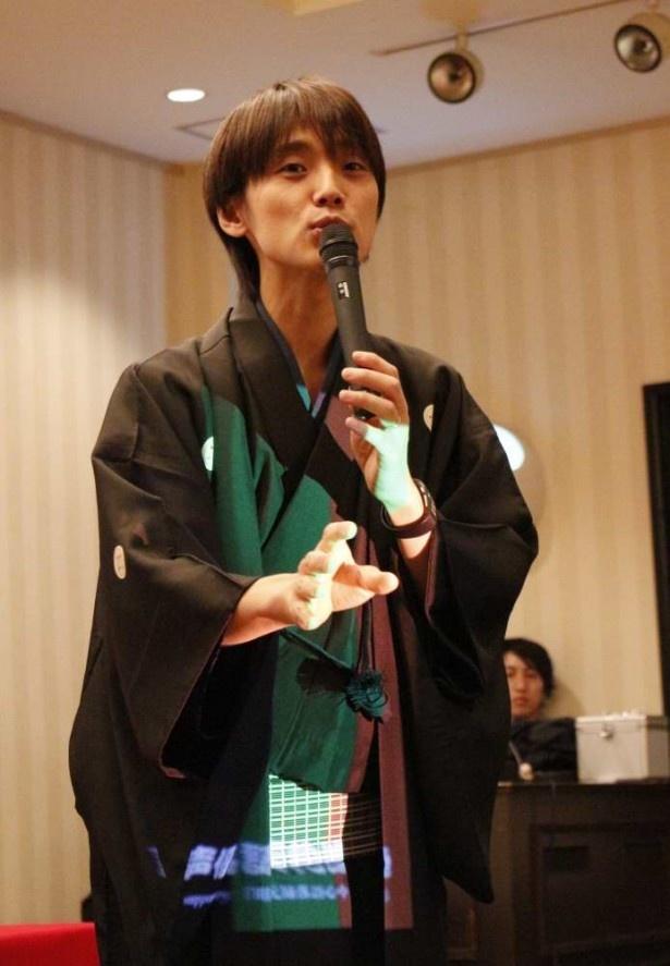 石井マークが初高座で大成功!「天狗連」第2回が開催