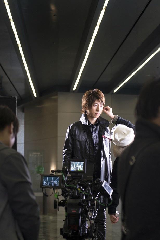 声優・羽多野渉の最新MV撮影で密着インタビュー!