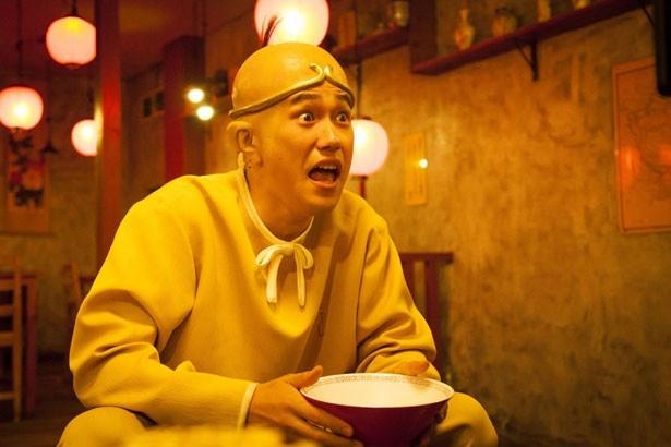 松山ケンイチの表情が憎たらしすぎる!