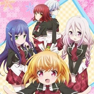 4月アニメ「あんハピ♪」の最新キービジュアルが解禁!