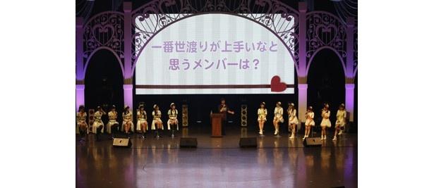 ほっぺにチューも!? i☆Ris×WUG合同バレンタインライブレポート