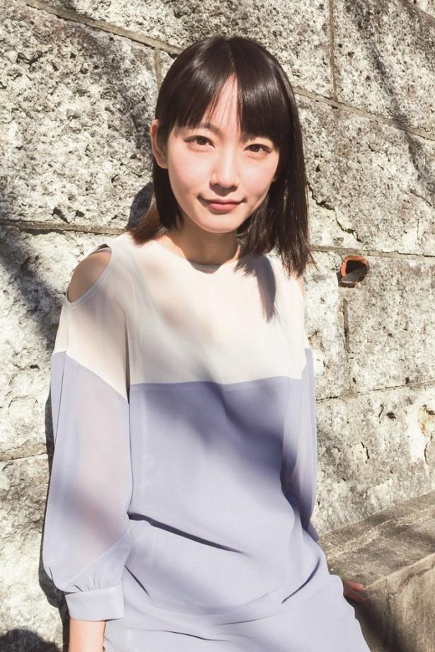 「あさが来た」で、勉強熱心であさを尊敬し、その志を受け継いでいく宜を演じる吉岡里帆