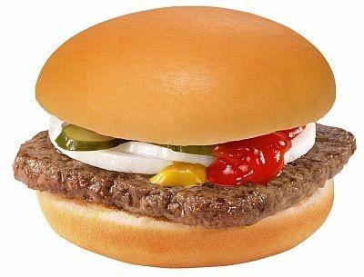ウェンディーズのJr.ハンバーガーは、なんと99円!【ほか低価格バーガー画像】