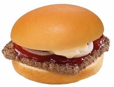 ウェンディーズのJr.BBQバーガーは120円