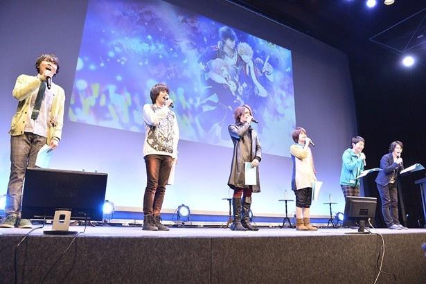 6人の投げキッスで会場が歓喜の渦に!「アイ★チュウ」初ファンミーティングが開催