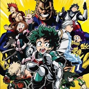 メインキャラが勢揃い!「僕のヒーローアカデミア」キービジュアル&最新PVが公開