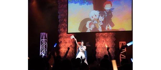 OVA制作をサプライズ発表!「ダンまち」初の単独イベントをレポート