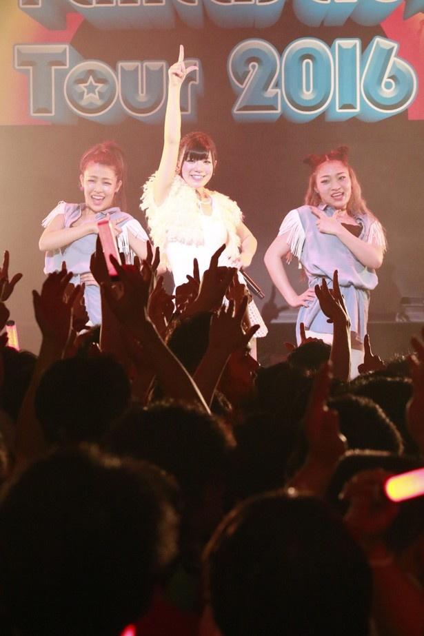 ステージに立てる喜びがあふれ出て止まらない! Machicoライブツアー東京公演レポート