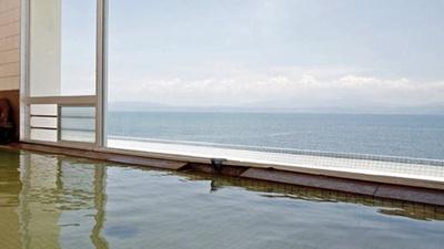 5位の指宿温泉は、砂むし風呂で全国的に有名