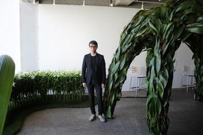 先端テクノロジーを使った「Singing Nature」に楽曲提供した大沢伸一氏