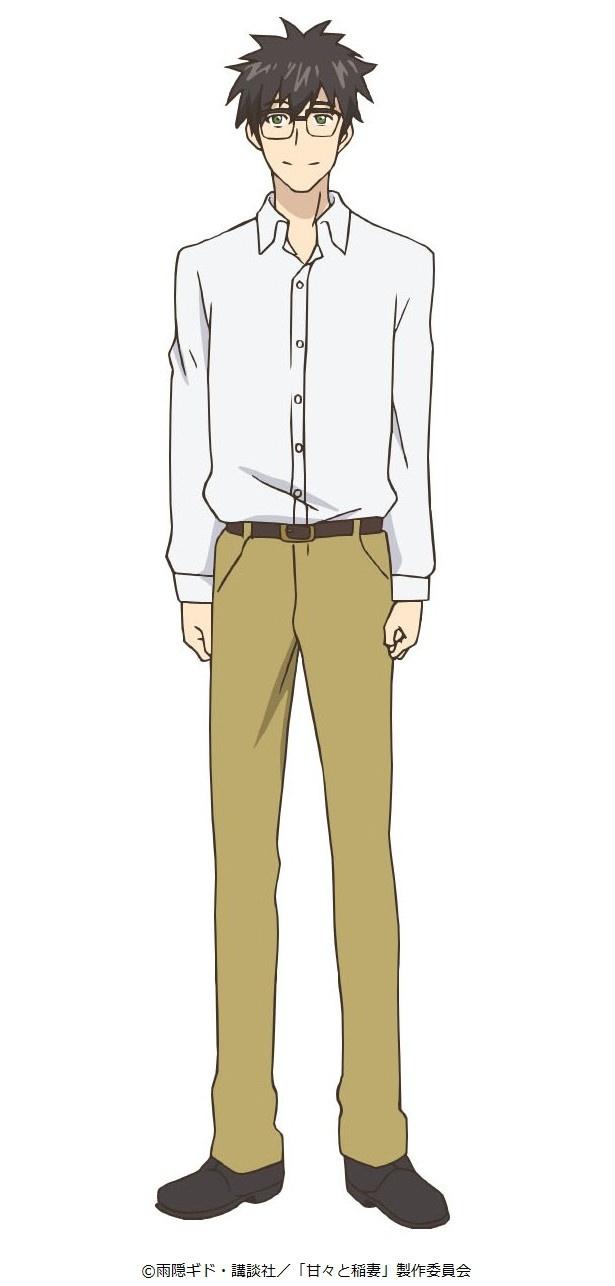 「甘々と稲妻」7月からTVアニメ化が決定! 中村悠一&早見沙織が出演