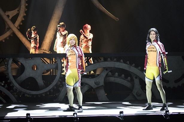 新たな走行! 舞台「弱虫ペダル」~総北新世代、始動~ゲネプロレポート【前編】