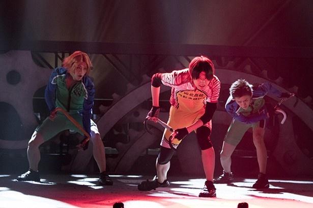 新たな走行! 舞台「弱虫ペダル」~総北新世代、始動~ゲネプロレポート【後編】