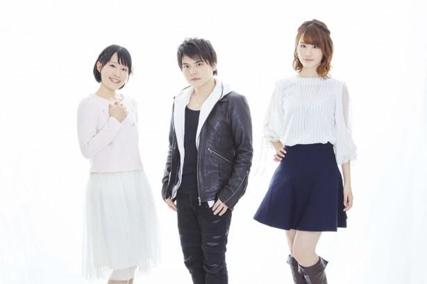 「マクロスΔ(デルタ)」4月3日から放送開始! ハヤテ役は内田雄馬に決定
