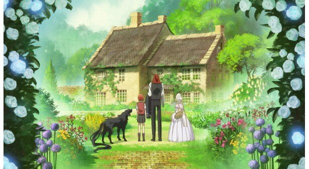 ヤマザキコレ「魔法使いの嫁」アニメ化プロジェクトが始動!グランドPVが解禁