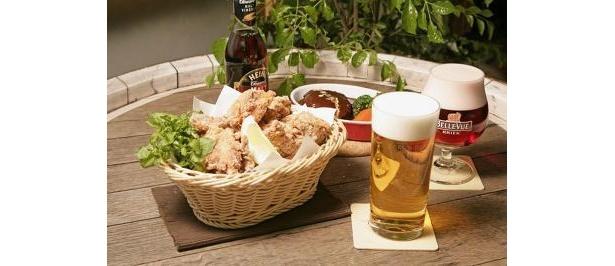 秋もビールがうまいです!!