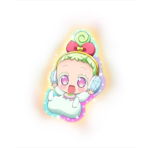 「プリパラ」3rdシーズン3人目のライバルがお披露目! 上田麗奈が謎の赤ちゃん役に決定