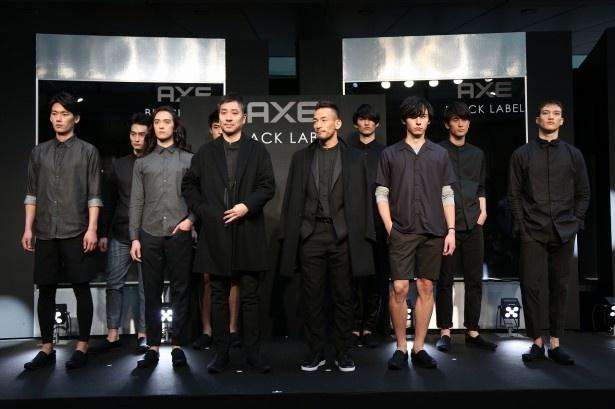 ファッションブランドを初プロデュースする中田英寿氏「自分がまず着たいもの、それが出発点」