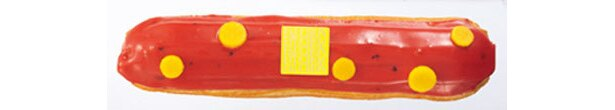 オ・テ・ア・ラ・ポム473円/フォション自慢のアップルティーを使用