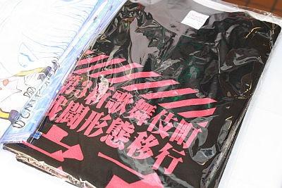イベント限定Tシャツは、ここでしか買えない超レアグッズ(2000円)