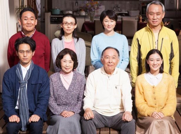 名匠・山田洋次監督による家族ドラマ『家族はつらいよ』