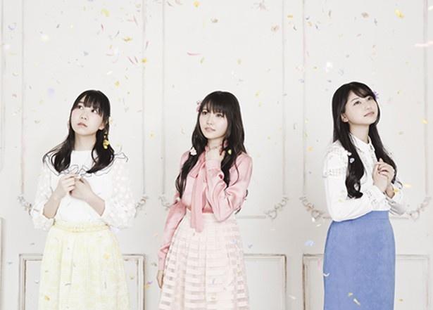 TrySail待望の1stアルバムが5月25日に発売決定!
