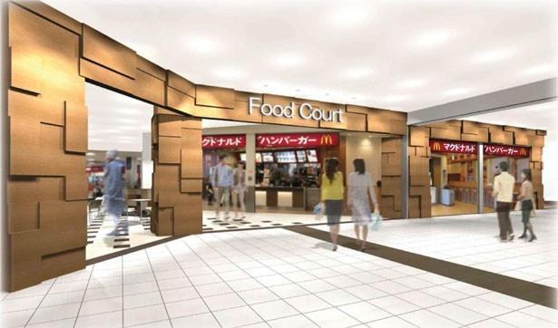 「イオンモール姫路リバーシティ」フードコートは人気のラーメン店「スガキヤ」をはじめ、4店が改装。さらに、今後は新店が登場予定