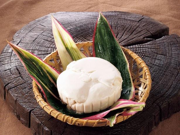 「ひので家」(イオンモール日根野)厳選された大豆、昔ながらの製法など、こだわりが詰まった豆腐が自慢
