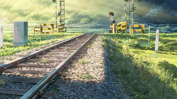 新海誠最新作「君の名は。」新ティザ―ビジュアル&先行カット解禁!