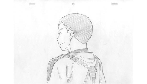 あさのあつこ「バッテリー」7月からノイタミナでTVアニメ化決定!キャラ原案は志村貴子