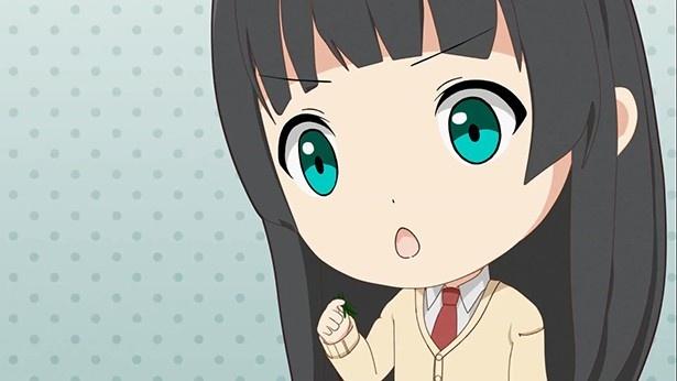春アニメ「ふらいんぐうぃっち」のWebショートムービーが配信開始