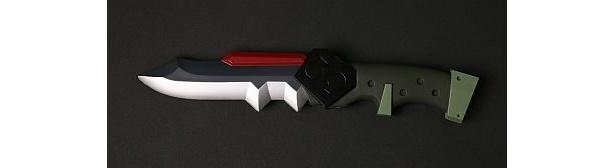 プログレッシブナイフはABS製