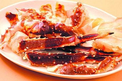 カニは焼きガニや味噌汁で食べるのがオススメ